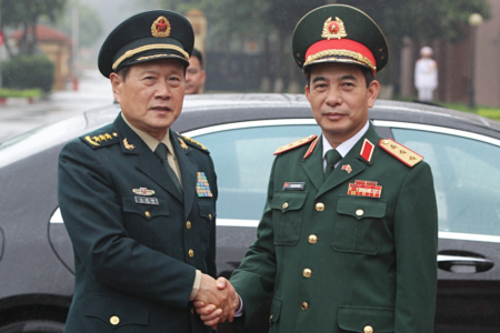 Phan Văn Giang vội vã gặp Ngụy Phượng Hòa nhằm ý đồ gì?