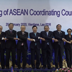 Conflict in South China Sea between Southeast Asian countries undermines negotiations between ASEAN and China