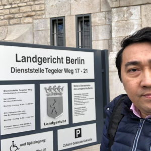 Berlin State Court rejects all arguments of Hồ Ngọc Thắng against Lê Trung Khoa