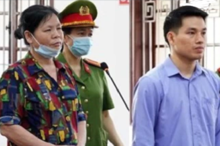Many rights groups condemn Vietnam's conviction of HRDs Can Thi Theu and her son
