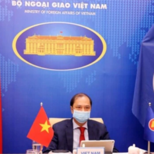 Vietnam wants the US to support ASEAN on the South China Sea issue