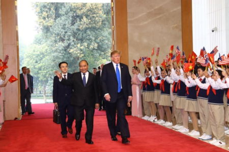 Vietnam and the US – temporary allies?