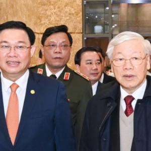 """Vương Đình Huệ chỉ tay, Tô Lâm """" hạ độc thủ"""""""