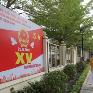 Many Vietnamese publicly boycott election of National Assembly and People's Councils
