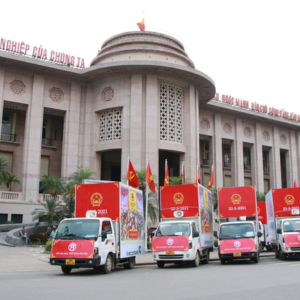 What do foreign media say about Vietnam's upcoming elections?