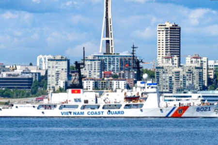 The US is about to transfer 2nd Hamilton-class coast guard ship to Vietnam