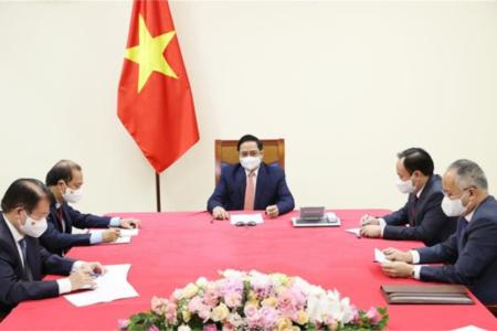 Australia wants to upgrade strategic ties with Vietnam