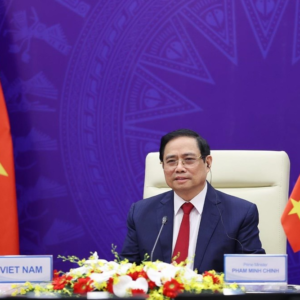 Vietnam calls for Asia's support to soon have a Code of Conduct in the South China Sea