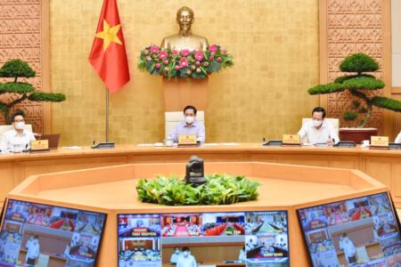 Vietnam discovers dangerous hybrid strain of COVID-19