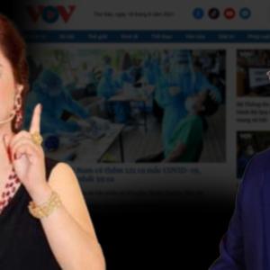 Bà Nguyễn Phương Hằng đối đầu với VOV