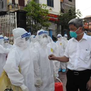 The fourth wave of COVID-19, Vietnam's health sector is still confused