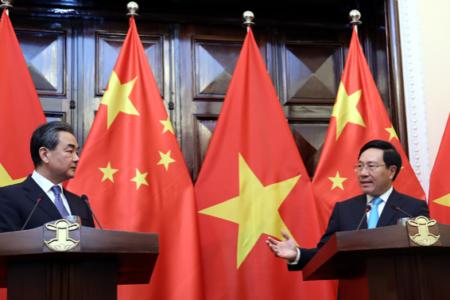 Failure of silent diplomacy toward China's aggressiveness