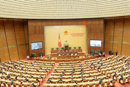 Quốc hội Việt Nam sẽ bầu lại các chức cao nhất với nghị trường 499 đại biểu