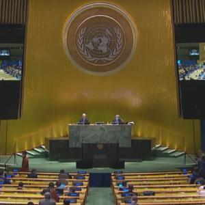 Việt Nam bỏ phiếu ủng hộ nghị quyết của Đại hội đồng Liên Hợp Quốc kêu gọi cấm vận vũ khí đối với Myanmar!