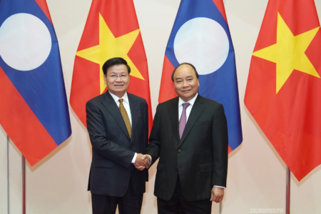 Vietnam and China compete for influence in Laos