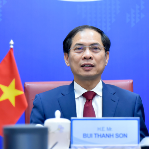 Vietnamese top diplomat attends conference on Belt and Road cooperation