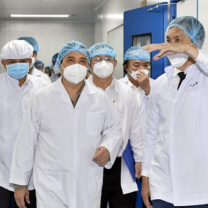 Controversy about Vietnam-made vaccine