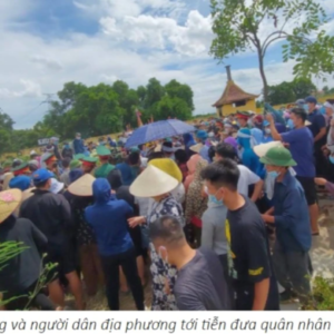 Family buries soldier Tran Duc Do, did not disclose military's commitment