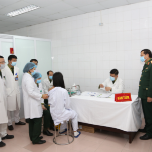 Vietnam: Expected 8 million doses of vaccine in July, herd immunity in early 2022