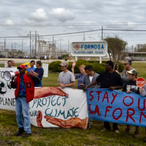 World community calls on banks to stop funding Formosa's projects