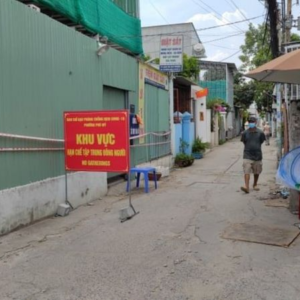 People in blocked areas in Ho Chi Minh City cry for help