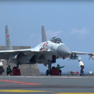 China deploys aircraft that can take off from military outposts in the South China Sea