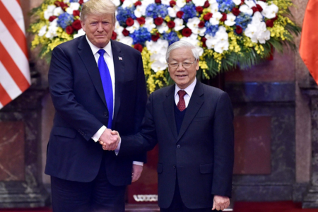 What does China think about Vietnam-US relations?