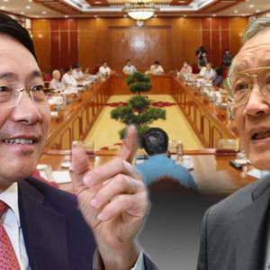 Ai đã vô hiệu hóa chức ủy viên Bộ Chính Trị của Nguyễn Hòa Bình?