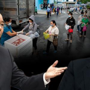 Sài Gòn: Toàn dân giúp nhau và tiếp tục…giúp?