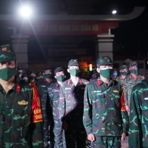 """Vietnam deploys army, imposing order """"whoever stays where is"""" as Covid-19 infection surges"""