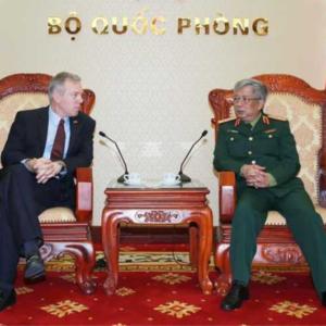 Former Ambassador Ted Osius: US supports Vietnam's highest aspirations