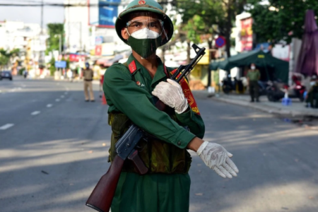 Vietnam and COVID: Nearly 75,000 infections in just one week, 8,666 people have died so far