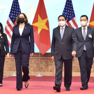 Experts: VP Harris proposes to raise bilateral relations to strategic partnership, Vietnam is wary