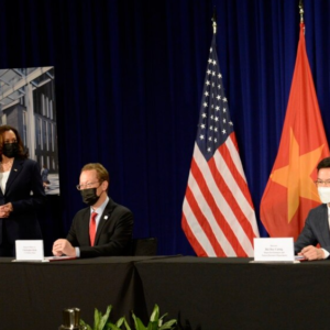 US and Vietnam sign agreement on new embassy location