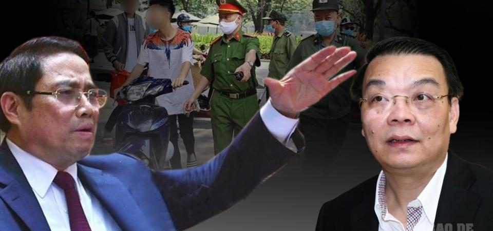 Việt Nam ơi, đừng chống dịch như chống giặc nữa!
