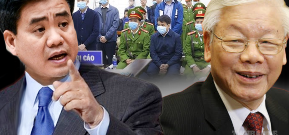 Rảnh tay, Nguyễn Phú Trọng cho đốn củi Hà Nội, lần này ai dính đòn?