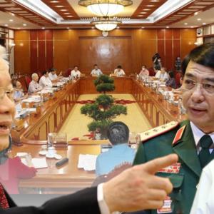 Nổi đóa, ông Trọng xua Uỷ Ban Kiểm Tra Trung Ương trảm hàng loạt tướng từ Bắc chí Nam