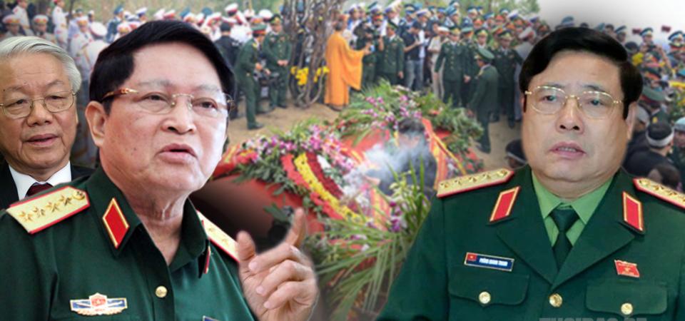 Bị hạ sát, nhưng 6 năm sau Phùng Quang Thanh mới gục?