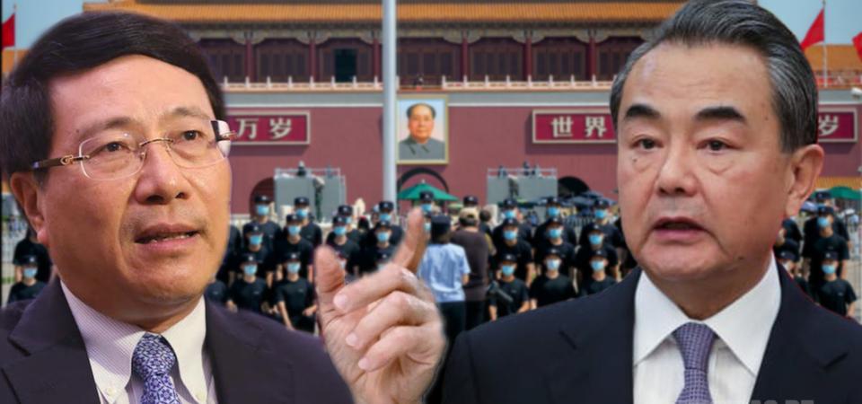 Cảnh giác trước sự thâm hiểm của Bắc Kinh