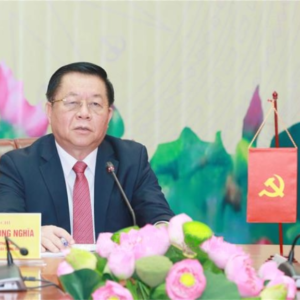 Propaganda leaders of Vietnam and China talk by phone, committing to implementing consensus
