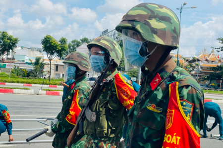 COVID-19 in Vietnam: inequality in handling violations
