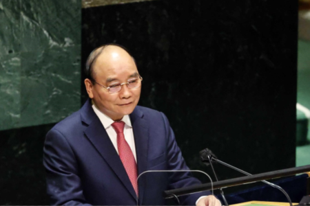 Vietnam lobbies internationally for UN Human Rights Council's seat in 2023