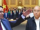 Chuyện khôi hài: Nguyễn Xuân Phúc bị gậy đập lưng
