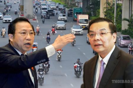 Lưu Bình Nhưỡng vỗ mặt Chu Ngọc Anh, khen cho con người can đảm
