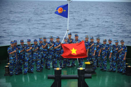 Commander of Vietnam's Coast Guards and many generals dismissed and expelled from Party