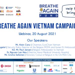 Covid-19: EuroCham and European businesses lobby governments to help Vietnam fight pandemic