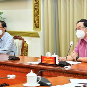 Phan Văn Mãi kiêm nhiệm 2 chức vụ lớn, Nguyễn Văn Nên hãy coi chừng