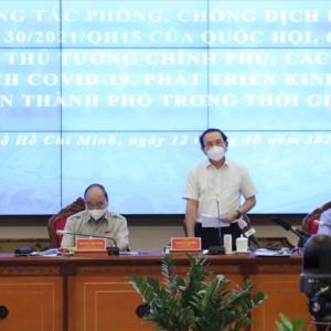 Bất ngờ: Bí thư Nguyễn Văn Nên 'tiết lộ' về giai đoạn Sài Gòn khó khăn nhất