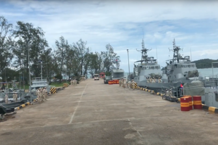 China continues to build naval base in Cambodia, Vietnam concerns