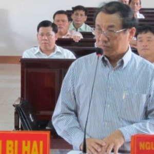 Mr. Trinh Vinh Binh: I start second lawsuit against Vietnam's government